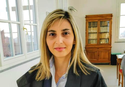 Avvocato Valeria Pietra